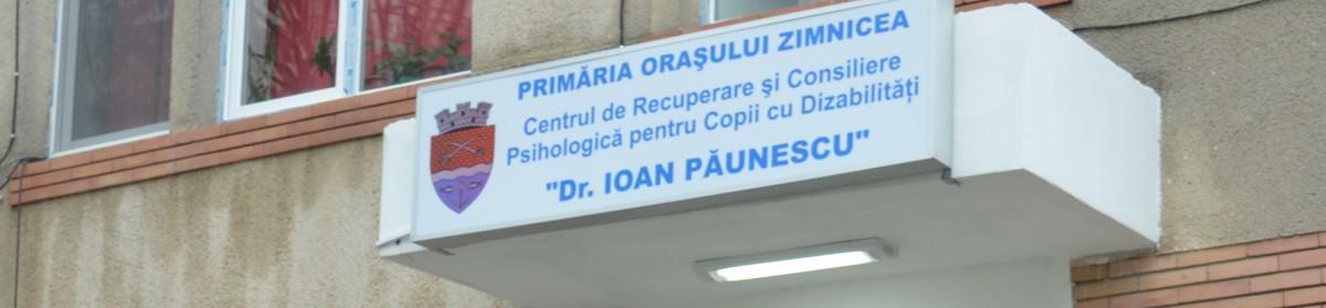 Centrul de Recuperare și Consiliere Psihologică Pentru Copii cu Dizabilități Zimnicea